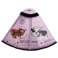 See Cone - Black Trim  --  Medium