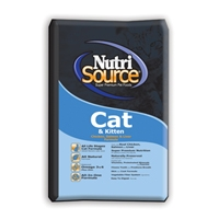 TUFFY'S NutriSource Cat/Kitten Chicken, Salmon and Liver 16#