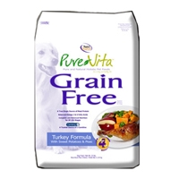 Pure Vita Turkey, Sweet Potato, & Peas GF , 25#