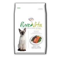 Pure Vita Grain Free Salmon Cat Food