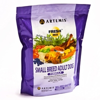 Artemis Fresh Mix Small Breed Adult Dog Food, 4 lbs.
