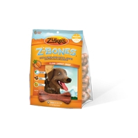 Z-Bones Regular Clean Carrot  - 8 Count Pouch