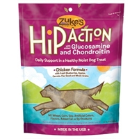 Zuke's Performance Hip Action Chicken Flavor 1 lb. Pouch