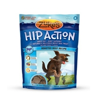 Zuke's Performance Hip Action Beef Flavor 6 oz. Pouch