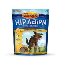 Zuke's Performance Hip Action Chicken Flavor 6 oz. Pouch