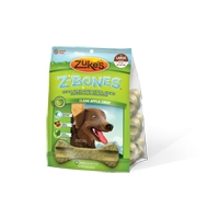 Z-Bones Large Clean Apple  - 6 Count Pouch