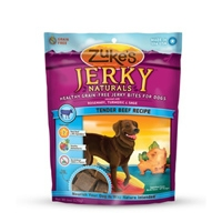 Zuke's Performance Jerky Naturals Beef & Rice 6 oz. Pouch