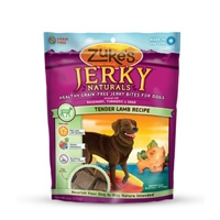 Zuke's Performance Jerky Naturals Lamb & Rice 6 oz. Pouch