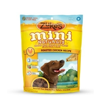 Zuke's Performance Mini Naturals Chicken 6 oz. Pouch