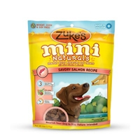 Zuke's Performance Mini Naturals Salmon 6 oz. Pouch