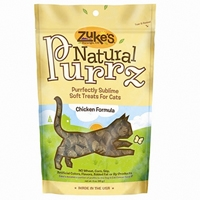 Zuke's Performance Natural Purrz Chicken Flavor 3 oz. Pouch