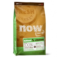 Now! Fresh Grain Free Kitten Food