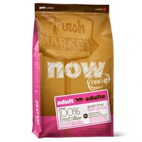 NOW! FRESH GRAIN FREE ADULT CAT