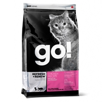 GO! REFRESH & RENEW CHICKEN CAT 20/8OZ