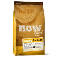 Now! Green Free Puppy Food