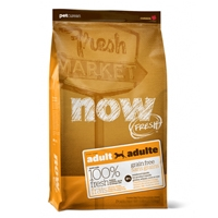 NOW! GRAIN FREE ADULT DOG 12LB