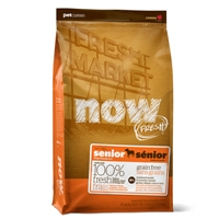 Now! Grain Free Senior Dog Food