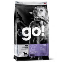 Go! Fit + Free Grain Free Senior Dog Food
