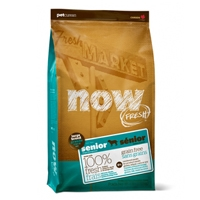 Now! Fresh Grain Free Large Breed Senior Dog Food