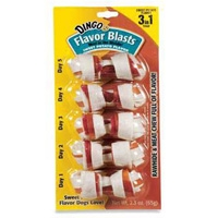 Dingo Flavor Blasts Sweet Potato Mini 3.2 oz.