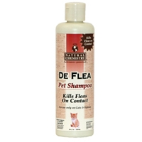 Natural Chemistry Deflea Shampoo Cat 8oz