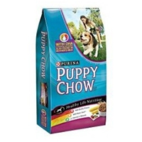 PUPPY CHOW HEALTHY MORSELS BEEF 16.5 LB