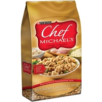 Chef Michael's Rotissere Chicken Dry Dog Food 11.5 lb.