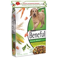 Beneful Healthy Weight Dog Food 15.5 lb. Case