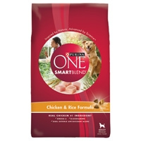 Purina One Chicken & Rice Adult