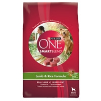 Purina One Lamb & Rice Adults