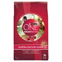 Purina One Adult Dog Beef & Rice