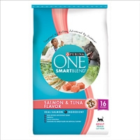 Purina One Adult Cat Salmon & Tuna