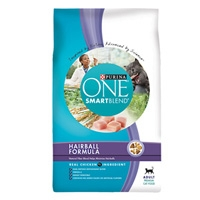 Purina One Cat Advanced Hairball Formula