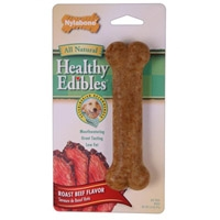 Nylabone Healthy Edibles Roast Beef Flavor Bone