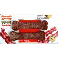 Nylabone Healthy Edibles Bacon Flavor Bone