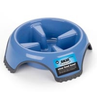 JW Pet Company Skidstop Slow Feed Bowl