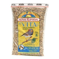 Vitakraft/SUN VITA FINCH 6/2.5#