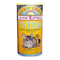 Vitakraft VK/SUN VITA CHINCHILLA 28OZ