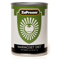 Zupreem Marmoset Diet 24/14.5 oz. Cans