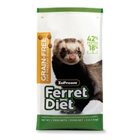 Zupreem Grain Free Ferret Diet 4 lb. Bag
