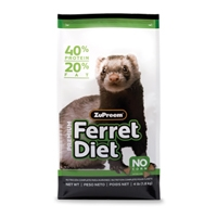 Zupreem Premium Ferret Diet 4 lb. Bag
