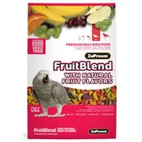 Zupreem Fruitable Large Parrot/Conure Bird Food