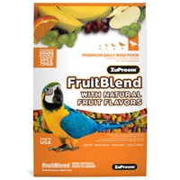 Zupreem Fruitable Large Parrot 3.5lb