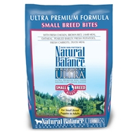 Natural Balance Ultra Premium Small Bite 6/5 lb.