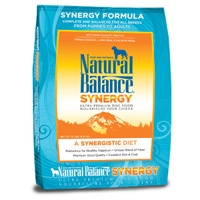 Natural Balance Synergy Ultra Dry Dog Food 15 lb.