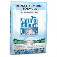 Natural Balance Reduced Calorie Formula Dry Dog 6/5 lb.