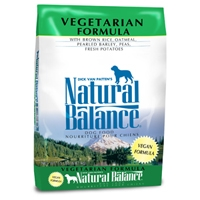 Natural Balance Vegetarian Formula Dry Dog 13 lb.