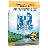 Natural Balance Potato & Duck Dry Dog