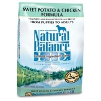 Natural Balance Limited Ingredient Diet Chicken & Sweet Potato Dry Dog Food 28 lb.