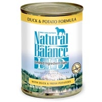 Natural Balance Limited Ingredient Diets Duck & Potato Canned Dog Food